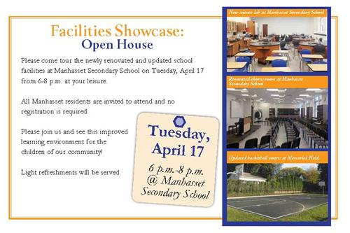 Facilities Showcase 4.17.18
